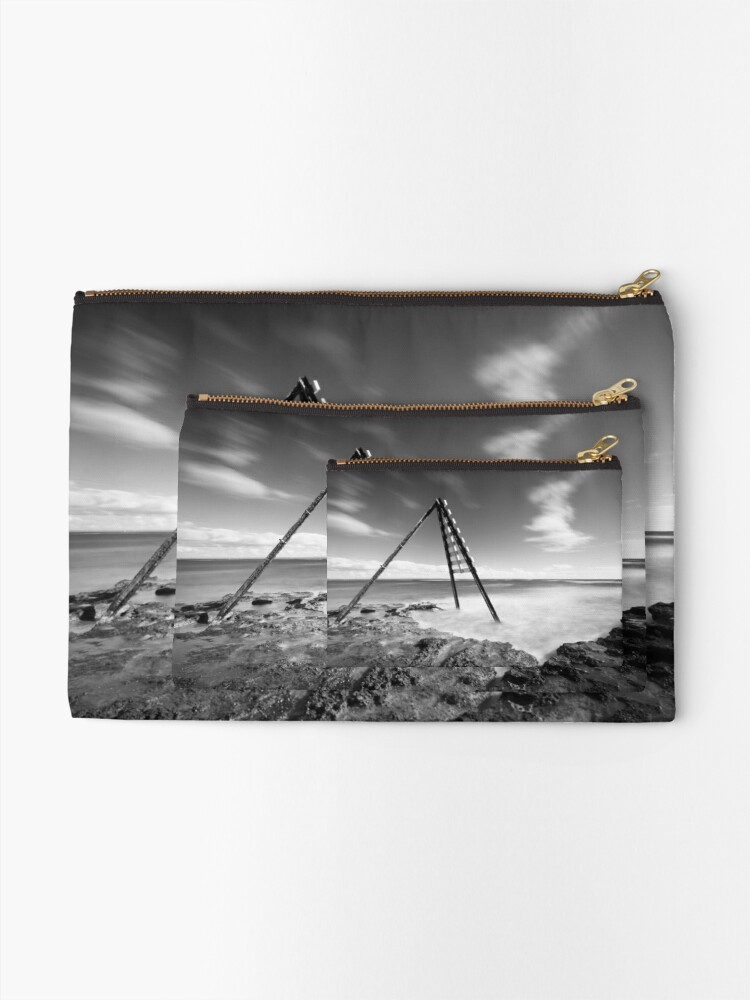Alternate view of Signal - Ricketts Point Zipper Pouch