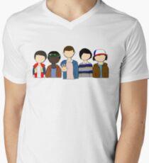 Stranger Things Men's V-Neck T-Shirt