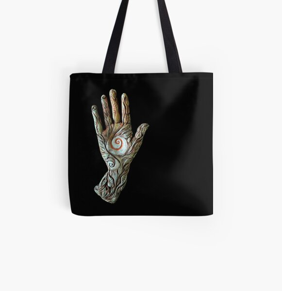 Helix _ All Over Print Tote Bag