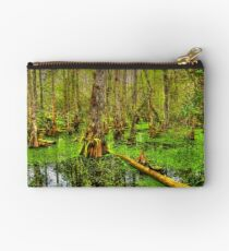 The Everglades in Florida Studio Pouch