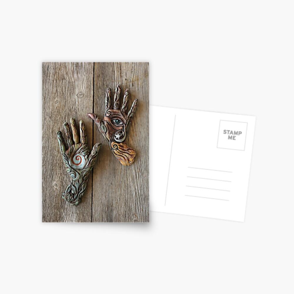 """""""Thank You"""" Postcard"""