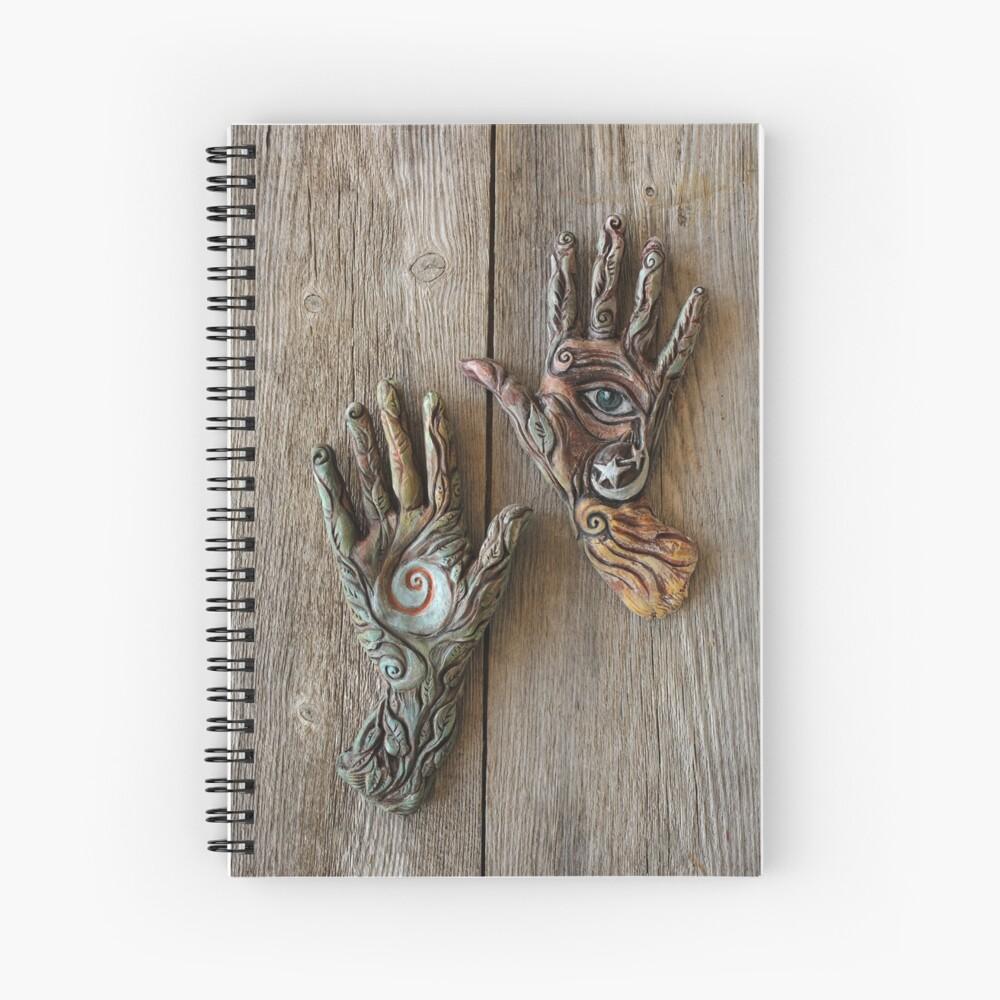 """""""Thank You"""" Spiral Notebook"""
