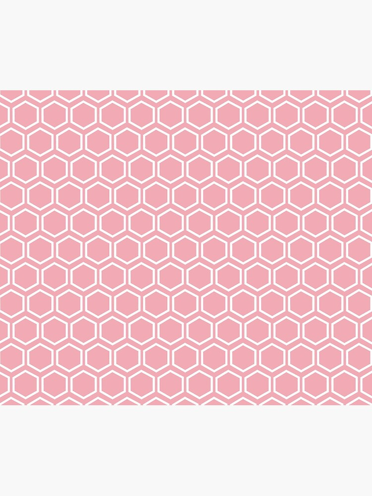 Hexagon Pattern for Leggings, Phones and Cases by DonCorgi
