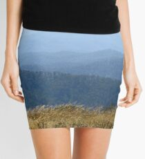 Misty Mountains - Victoria's High Country Mini Skirt