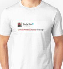 Soulja Boy Shut Up Tweet Unisex T-Shirt