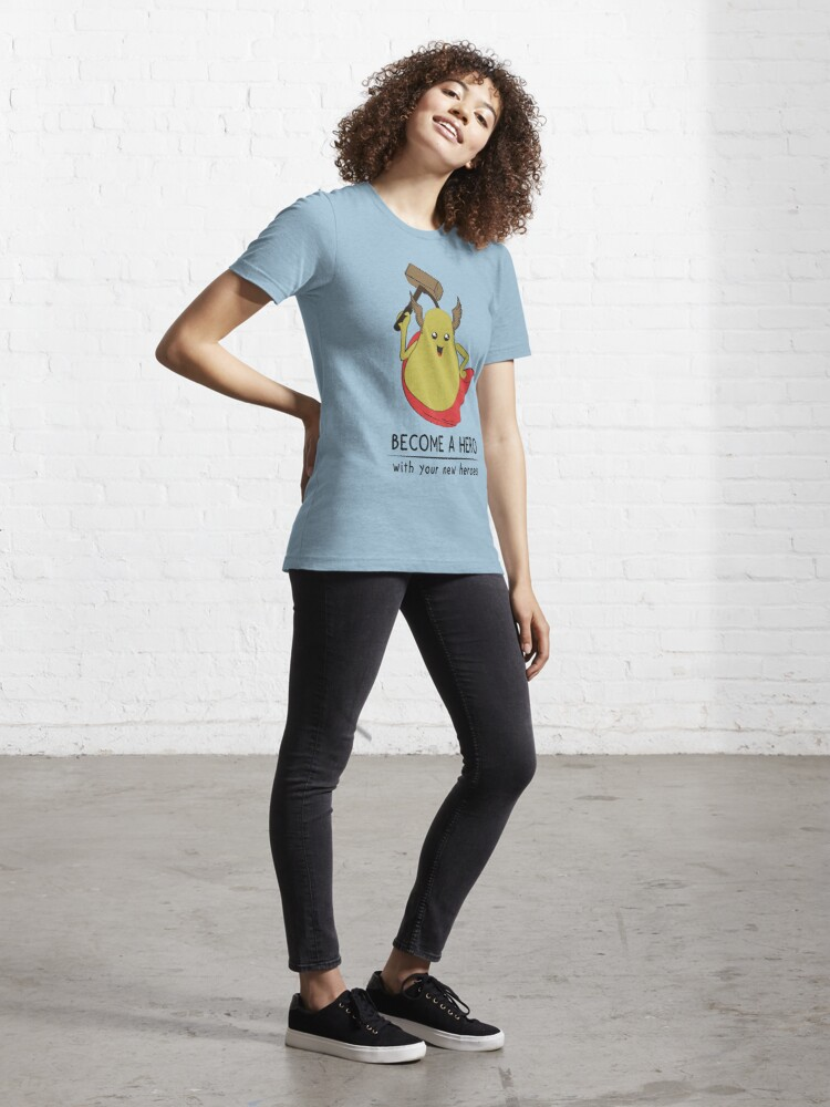 Alternate view of Thor Pear Essential T-Shirt