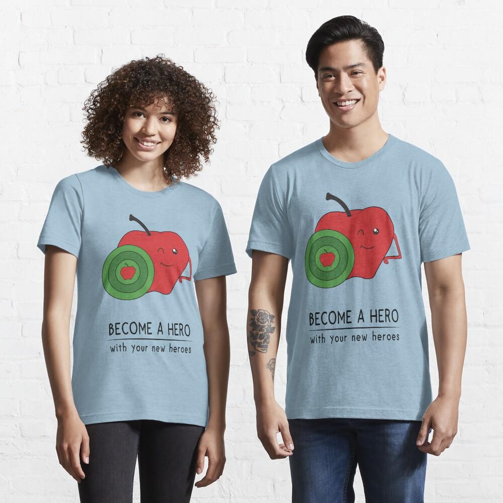Captain Apple Essential T-Shirt