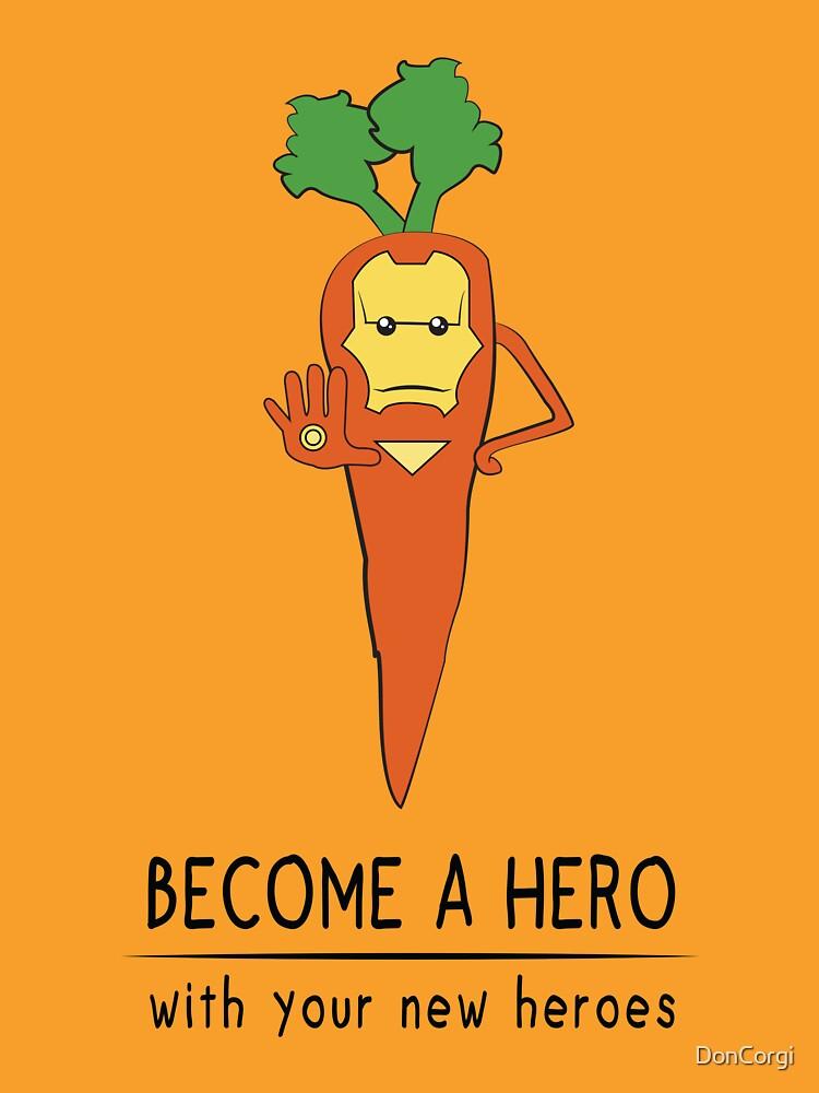 Iron Carrot by DonCorgi