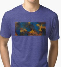 Stars in the Night Tri-blend T-Shirt