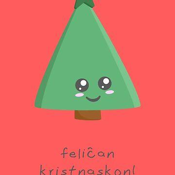 Felicxan kristnaskon - Merry Christmas! by raevan