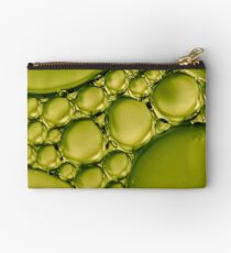 Shades of Green Studio Pouch
