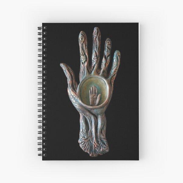 Open Receive Spiral Notebook