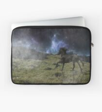 The Lonely Horse Laptop Sleeve