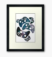 Galaxy XBOX Framed Print