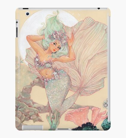 Frozen Mermaid iPad Case/Skin