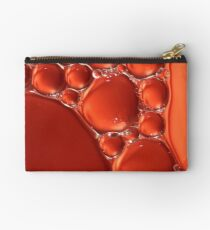 Shades of Red and Orange Studio Pouch