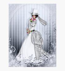 Victorian Rose Photographic Print