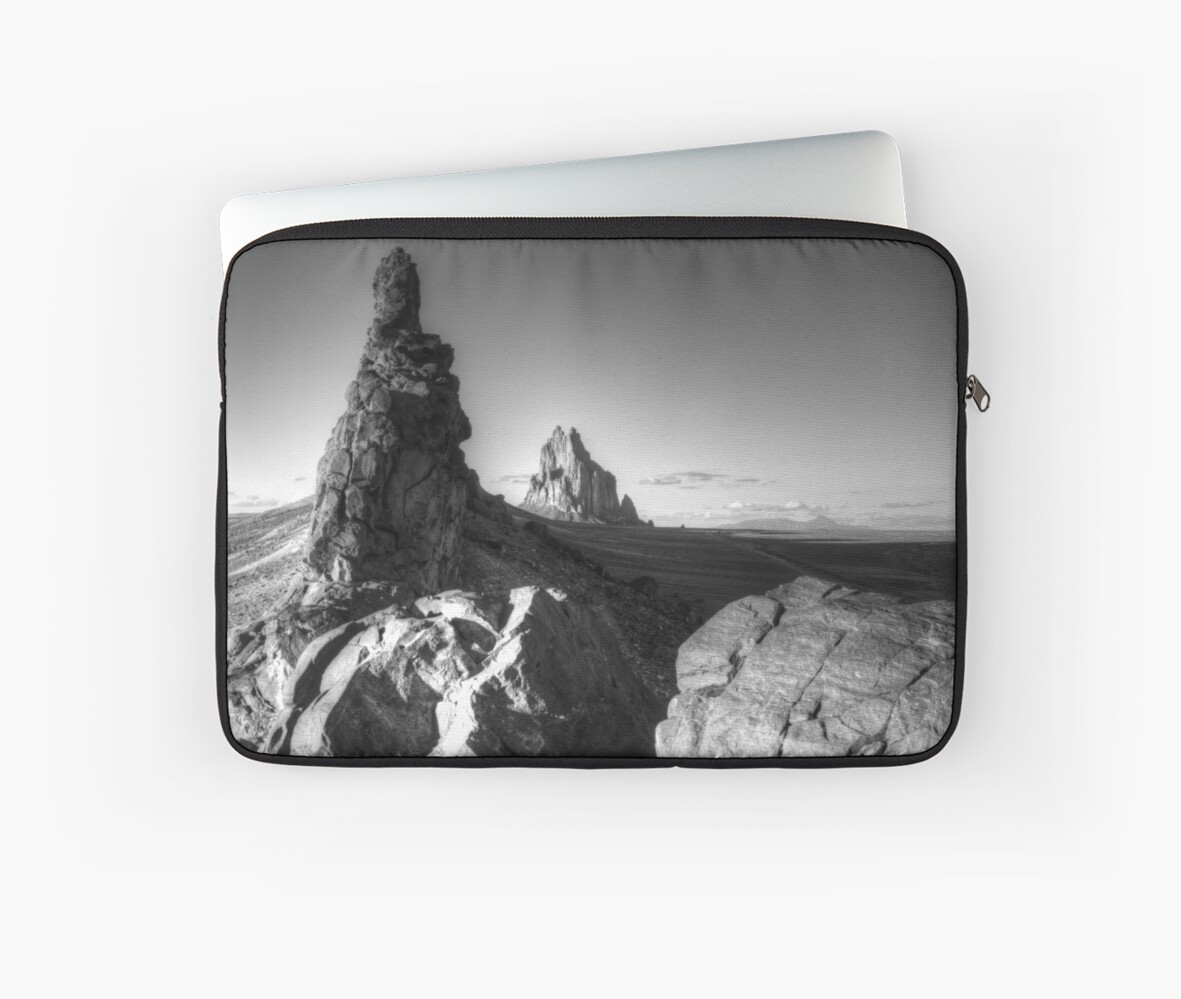 Ship Rock New Mexico by Bob Christopher