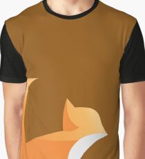 Fox #animal #collection Graphic T-Shirt
