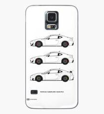 Subaru BRZ/Scion FR-S/Toyota 86  Case/Skin for Samsung Galaxy
