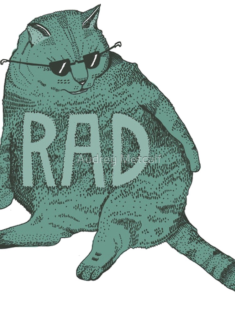 rad gato de AUDREYHELLADOPE