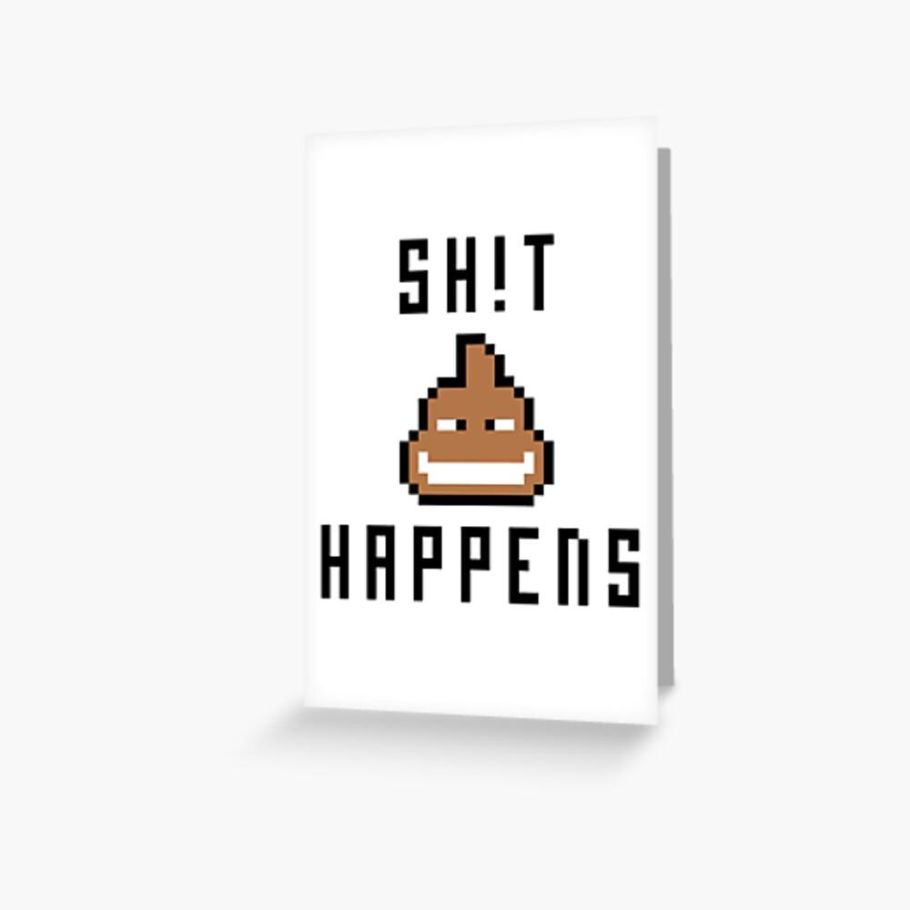 Signo de caca emoji Coche-SH ~ T sucede-Caca emoji sucede