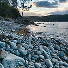 Fortescue Bay, Tasman Peninsula by Jim Lovell