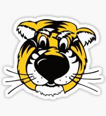Truman the Tiger Sticker