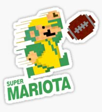 Super Mariota Sticker