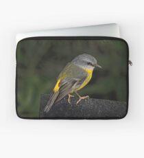 Eastern Yellow Robin Laptop Sleeve