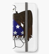 Greater Love Has No One iPhone Wallet/Case/Skin