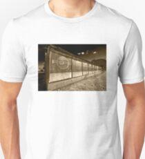 Soda Siding - sepia Unisex T-Shirt