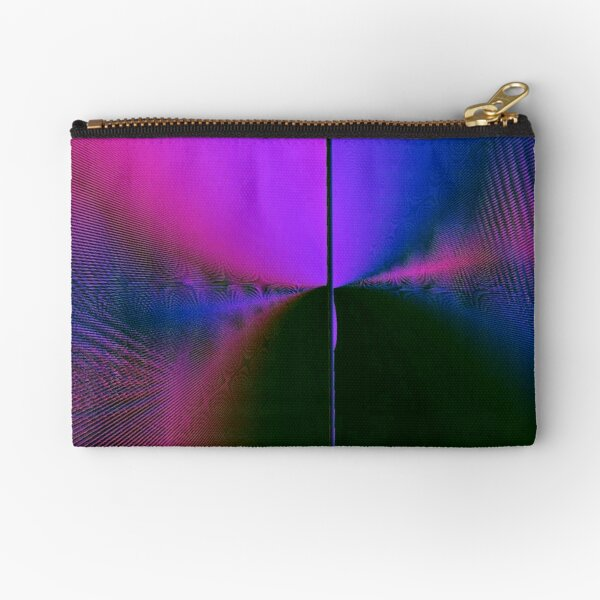 Light's Triumph Over Darkness Zipper Pouch
