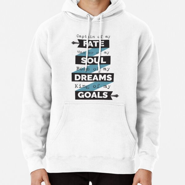 Captain Of My Fate! Pullover Hoodie