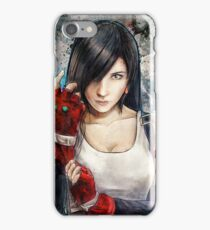 Tifa Lockhart FF7 Portrait iPhone Case/Skin