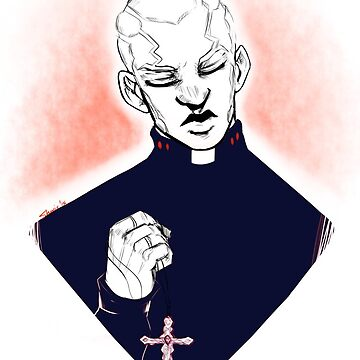 The Priest by shwit