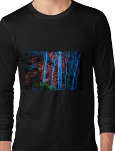 Ghostly Gums Long Sleeve T-Shirt