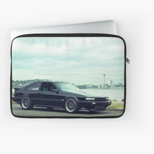 ColinM_S12_2012_print Laptop Sleeve