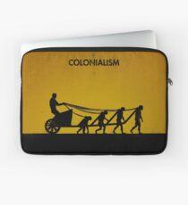 99 Steps of Progress - Colonialism Laptop Sleeve
