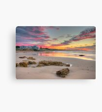 Torquay Surf Beach Canvas Print