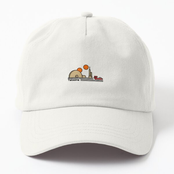 Tatooine Travel Poster  | Perfect Gift Dad Hat