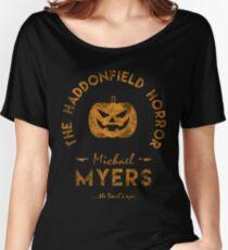 The Haddonfield Horror Women's Relaxed Fit T-Shirt