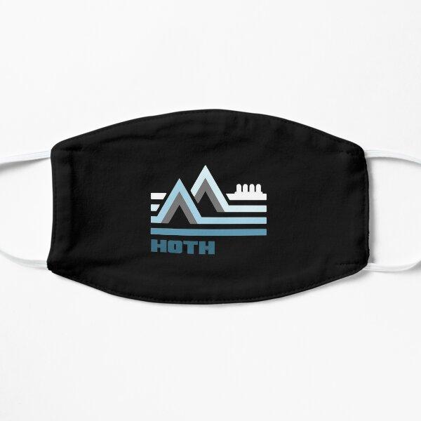 Hoth Retro Logo  | Perfect Gift Flat Mask