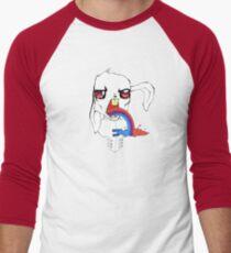 Rainbow Regurgitating Rabbit T-Shirt
