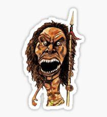 Zuni Doll  Sticker