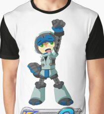 Mighty No. 9 Graphic T-Shirt