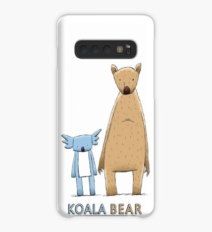 Cute Koala Bear Case/Skin for Samsung Galaxy