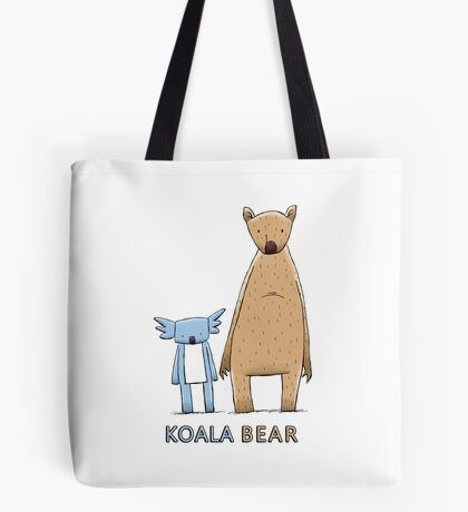 Cute Koala Bear Tote Bag