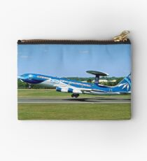 Boeing E-3A Sentry LX-N90442 Anniversary Colours Studio Pouch