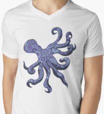 Mehndi Octopus T-Shirt